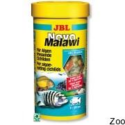 Корм JBL Novo Malawi для растительноядных цихлид озер Малави и Танганьика (18355)