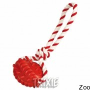 Trixie мяч-регби на петле с узлом (33221, 33222)
