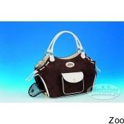 """Nobby сумка-переноска """"Taska"""" коричневая (69494-59)"""