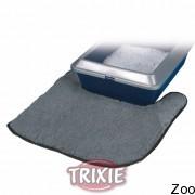 Trixie Коврик Под Туалет Серый (40232)