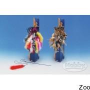 Nobby нобби прутик с длинным пером (80130)