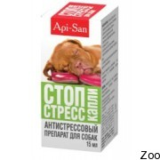 Апи-Сан Стоп-Стресс капли для собак