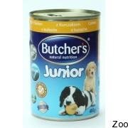 Консервы Butchers Chicken Junior с курицей для щенков