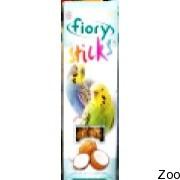 Палочки Fiory Sticks для волнистых попугаев с кокосом (2580-05)