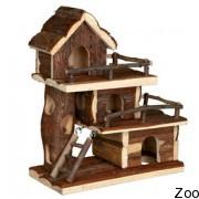 Домик трехэтажный Trixie Tammo House - для мышей и хомяков (61708)