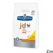 Корм Hills PD Feline J/D для кошек при артритах
