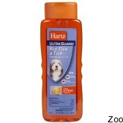 Шампунь Hartz Ultra Guard Rid Flea & Tick Shampoo for Dogs для собак (H02299)