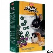 Деликатесный растительный корм Padovan Alfalfa из люцерны для грызунов (PP00356)