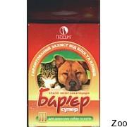 Ампулы-капельницы Барьер-супер 2 для взрослых кошек (3 штуки по 1 мл.)
