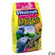 Cухой корм Vitakraft African для африканских попугаев (21640)