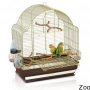 Пластиковая клетка Imac Elisa для средних попугаев (06624)