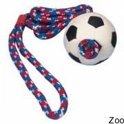 Trixie мяч на верёвке , 100см, диам.-6см (3307)