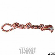 Trixie аппорт-веревка с 3 узлами(3275)