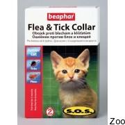 Ошейник Beaphar S.O.S. Fleacollar Kitty против блох для котят (12452)