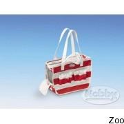Nobby сумка-переноска красная (69530-01)