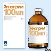 Антибиотик Invesa Zinaprim для котов (616177)