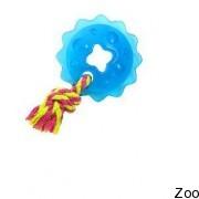Petstages Mini Orka Ring With Rope игрушка для собак «мини орка звездочка с канатом» (Pt 238)