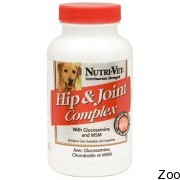 Nutri-Vet Hip And Joint Complex Vs Chewables (05238)