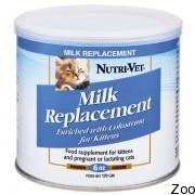Заменитель молока Nutri-Vet Milk Replacement для котят (99877)