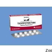 Гепато- и кардиопротектор Arterium Тиопротектин в таблетках