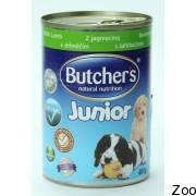 Консервы Butchers Lamb Junior с ягненком для щенков