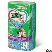 Премиум подстилка Сarefresh Blue из целлюлозы для грызунов, птиц, рептилий (000894)