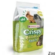 Гранулированный корм Versele-Laga Crispy Pellets Rabbits для кроликов (611500)