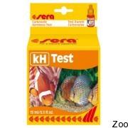 Тест Sera karbonat (kH) Test для определения уровня карбонатной жесткости воды (04210)
