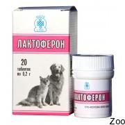 Пробиотик Веда Лактоферон для собак