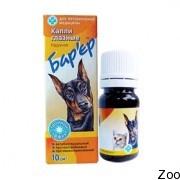 Глазные капли Продукт Барьер для собак