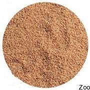 Грунт Flamingo из коралловой крошки, коричневая (32817)
