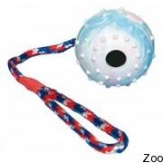 Trixie мяч на верёвке (3305)