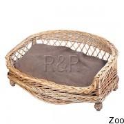 R&R Corparation Limited плетеная лежанка для собак (Ptw 704)