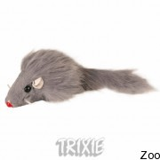 Trixie 4059 мышь пушистая 9 см