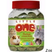 Лакомство Little One Herbal crunchies для грызунов (32020)
