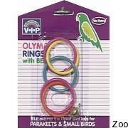 Олимпиада с колокольчиком Vo-Toys Olympics with bells для средних попугаев (74004)
