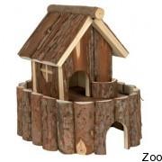 Двухэтажный домик Trixie Bo House для мышей и хомяков (61776)