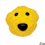 "Игрушка-пищалка ""Желтая собака"" Petstages Ol Yellow для собак (pt612)"