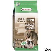 Гранулированный корм Versele-Laga Rat Mouse Pro для крыс и мышей (615089)