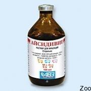 Витаминный препарат Агроветзащита Айсидивит раствор для собак