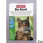 Биологический ошейник Beaphar Bio Band For Cats от насекомых для кошек и котят (10664)