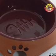 Savic Pet Pro рыбная кость миска для котов, керамика (0451600)