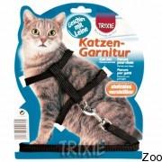 Trixie шлея для кошки 35 см 10 мм. (4188)