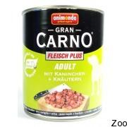 Консервы Animonda Adult Carno с кроликом и травами