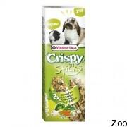 Лакомство Versele-Laga Crispy Sticks Vegetables для кроликов и свинок (620588)