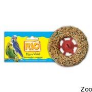 """Лакомство-игрушка Rio Merry Wheel """"Веселое колесо"""" для волнистых попугайчиков (22030)"""