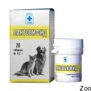Пробиотик Veda Лактобифид для кошек
