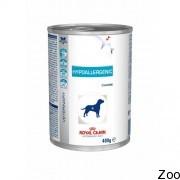 Консервы Royal Canin Hypoallergenic для собак, страдающих пищевыми аллергиями
