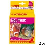 Тест Sera Nitrat-Test для определения уровня содержания нитратов (04510)