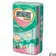 Премиум подстилка Carefresh Pink из целлюлозы для грызунов, птиц, рептилий (000900)